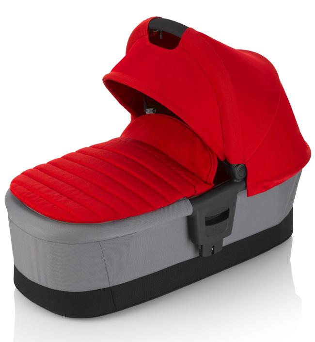 Спальный блок Britax Спальный блок для коляски Affinity 2 Flame Red britax сумка для коляски affinity britax