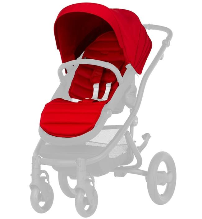 Набор цветных вставок Colour pack для коляски Affinity 2 Flame Red (Britax)