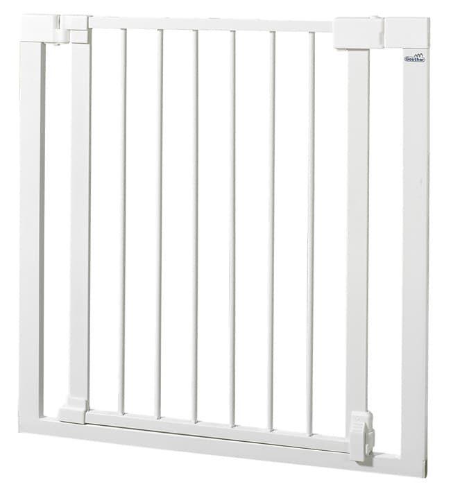 Ворота безопасности Geuther Ворота безопасности Geuther Vario Safe металлические белые ворота