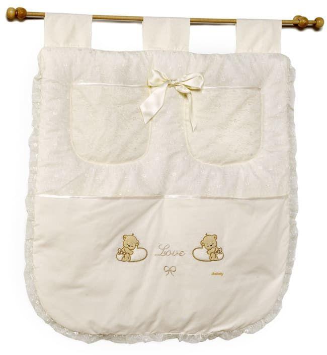 Настенный карман для пижамы Italbaby Love - Декор и аксессуары
