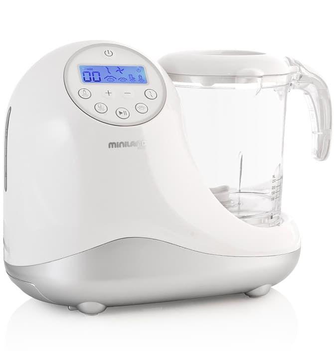 Комбайн Miniland Многофункциональный кухонный комбайн Miniland Chefy 5 серебро