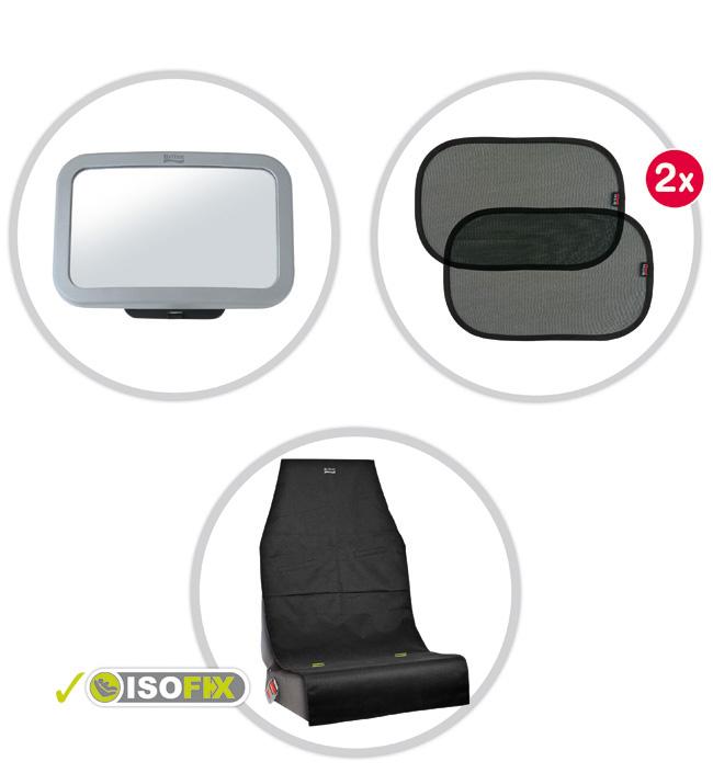 Комплект аксессуаров Britax Комплект аксессуаров для авто Britax комплект шнуров для диагностики авто