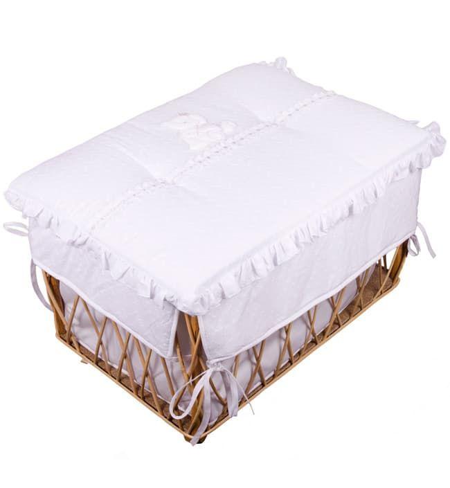 Купить со скидкой Плетеный ящик для игрушек  Italbaby Principini