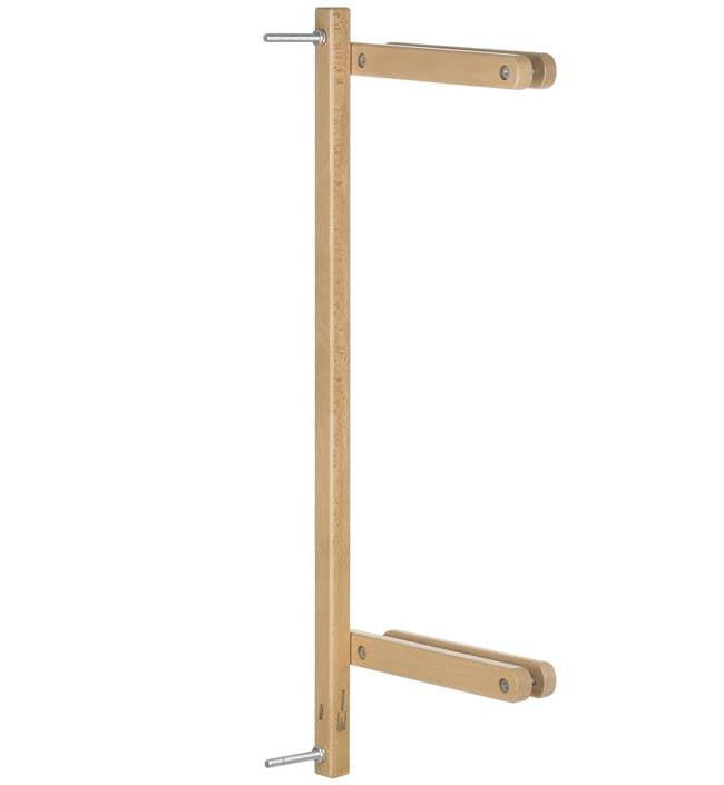 Зажим Easylock Natural для крепления на балясины (0045ZK)Ворота безопасности и ограничители<br>Дополнительный замок для крепления на лестницах ворот безопасности<br><br>Цвет: Натуральный<br>Габариты ( В х Ш х Д ), см: None