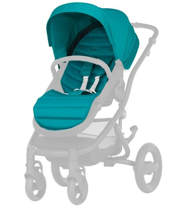 Набор цветных вставок Colour pack для коляски Affinity 2 Lagoon Green (Britax)