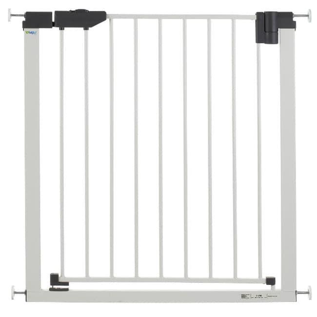 Ворота безопасности Geuther EasyLock Light Plus (4765+)Ворота безопасности и ограничители<br>Ворота безопасности Easylock Light 74-83, белый<br><br>Цвет: Белые<br>Габариты ( В х Ш х Д ), см: None