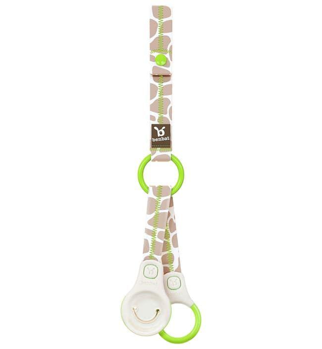 Ремешок-органайзер Benbat G-EverywhereАксессуары для колясок<br>Ремешок-органайзер G-Collection, цветной<br><br>Цвет: Серо-зеленый<br>Габариты ( В х Ш х Д ), см: None