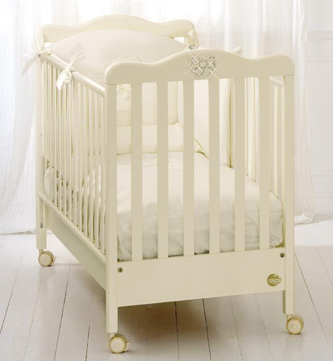 Кровать Baby Expert Кровать Fiocco крем