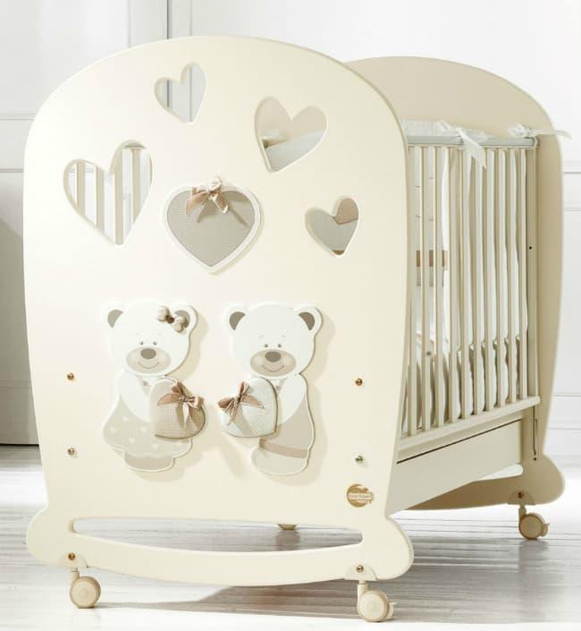 Кровать Baby Expert Кровать Baby Expert Bon Bon кремовый