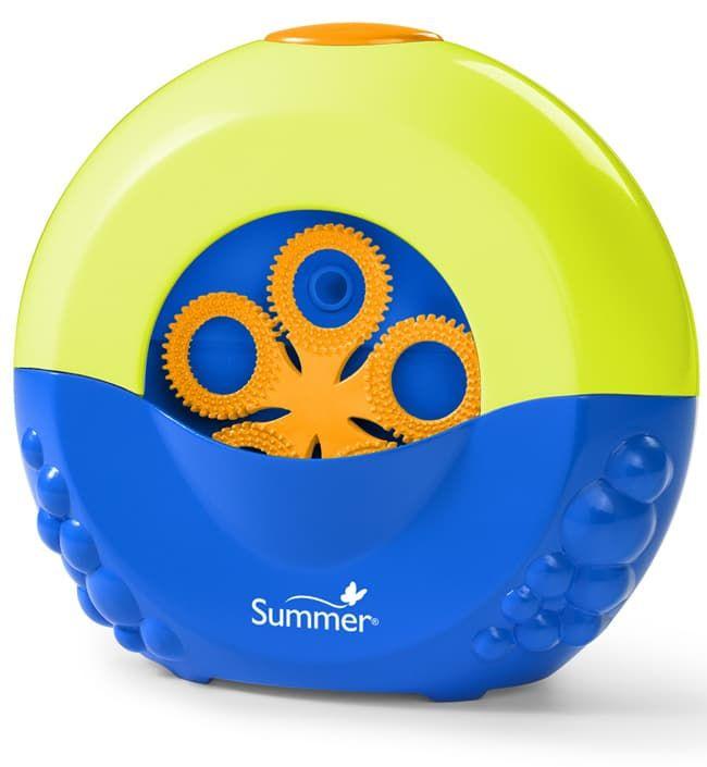 Устройство для выдувания мыльных пузырей Bubble Maker (Summer Infant)