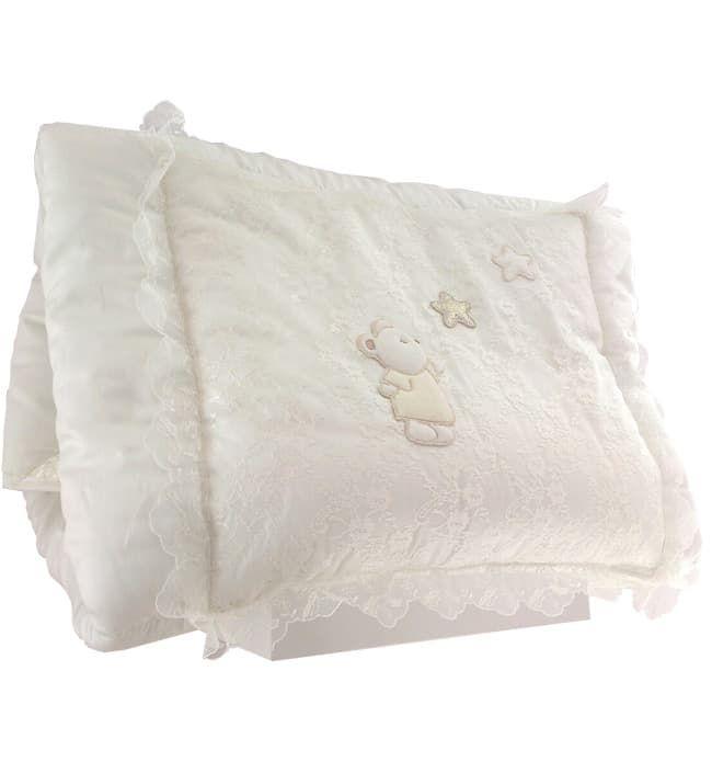 Теплое стеганое игровое одеяло Angioletti (Italbaby)