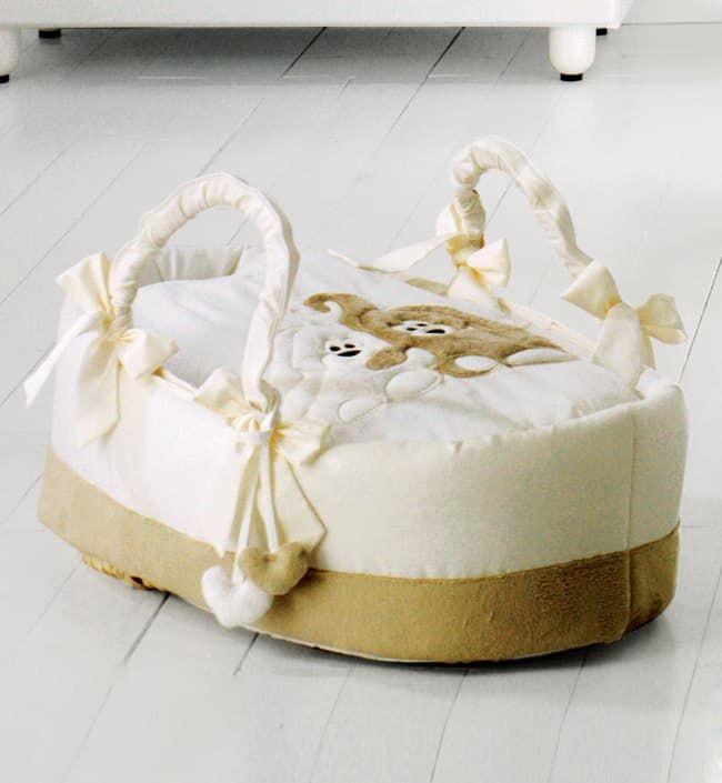Люлька-переноска Cremino by Trudi крем (Baby Expert)