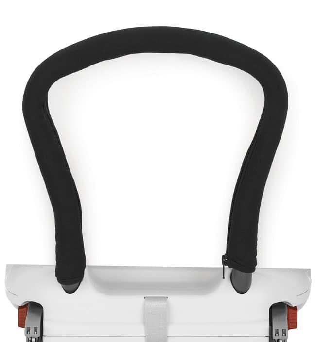 Чехол для защиты бампера кресел Max-Fix и DualfixАксессуары для автокресел<br>Чехол для бампера<br><br>Цвет: Черный<br>Габариты ( В х Ш х Д ), см: None