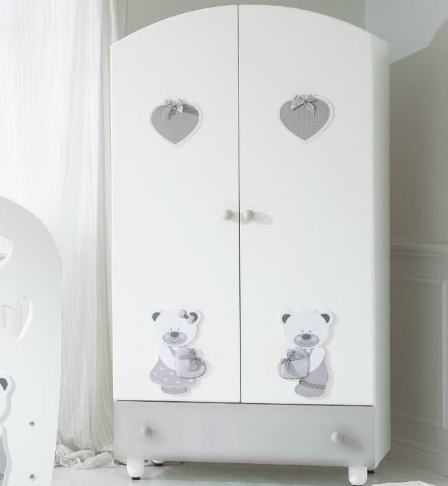 Шкаф Baby Expert Bon Bon - Шкафы и стеллажи