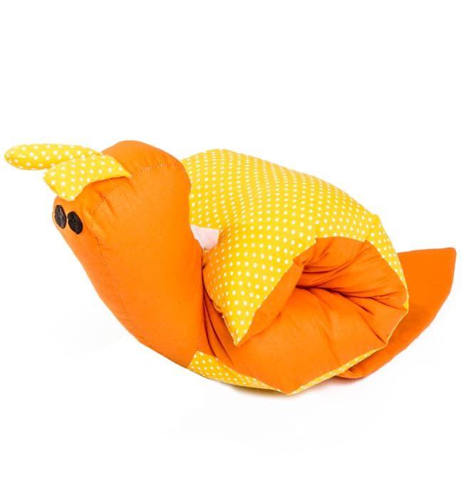 Подушка-игрушка Italbaby Улитка - Игрушки