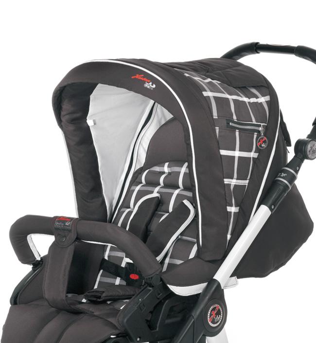 Коляска 2-в-1 Hartan VIP XL 919 (с сумкой)