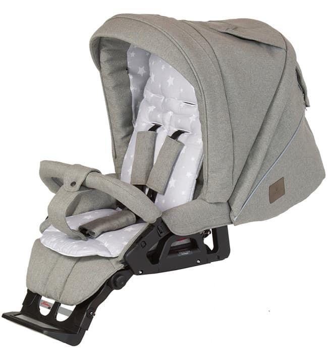 Детская коляска 2-в-1 Hartan Vip GT XL 859 BellyButton